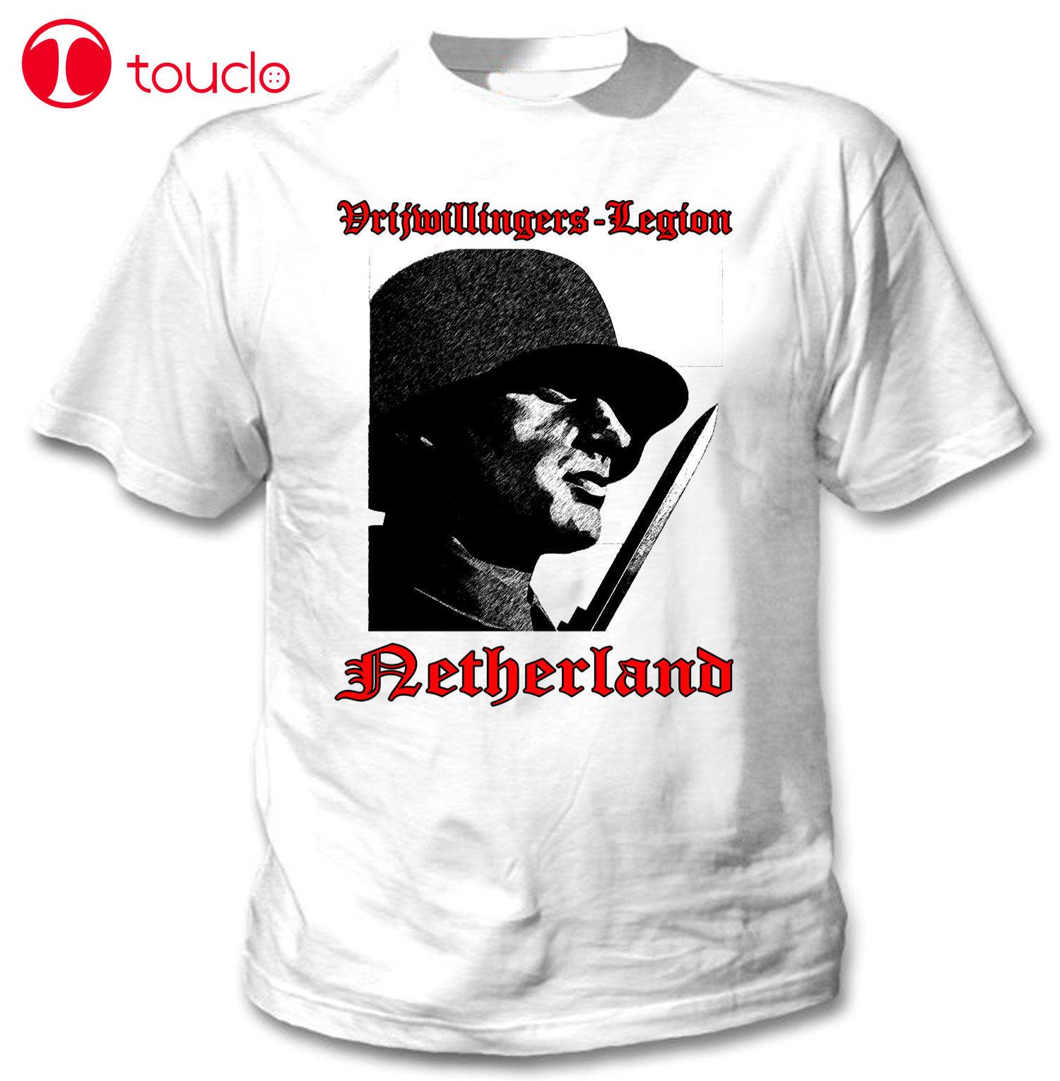 2019 Cool camiseta de la Legión de Wwii-Increíble camiseta gráfica-S-M-L-Xl-Xxl sudadera