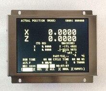 Écran LCD compatible de A61L-0001-0076 9 pouces pour machine CNC remplacer moniteur CRT