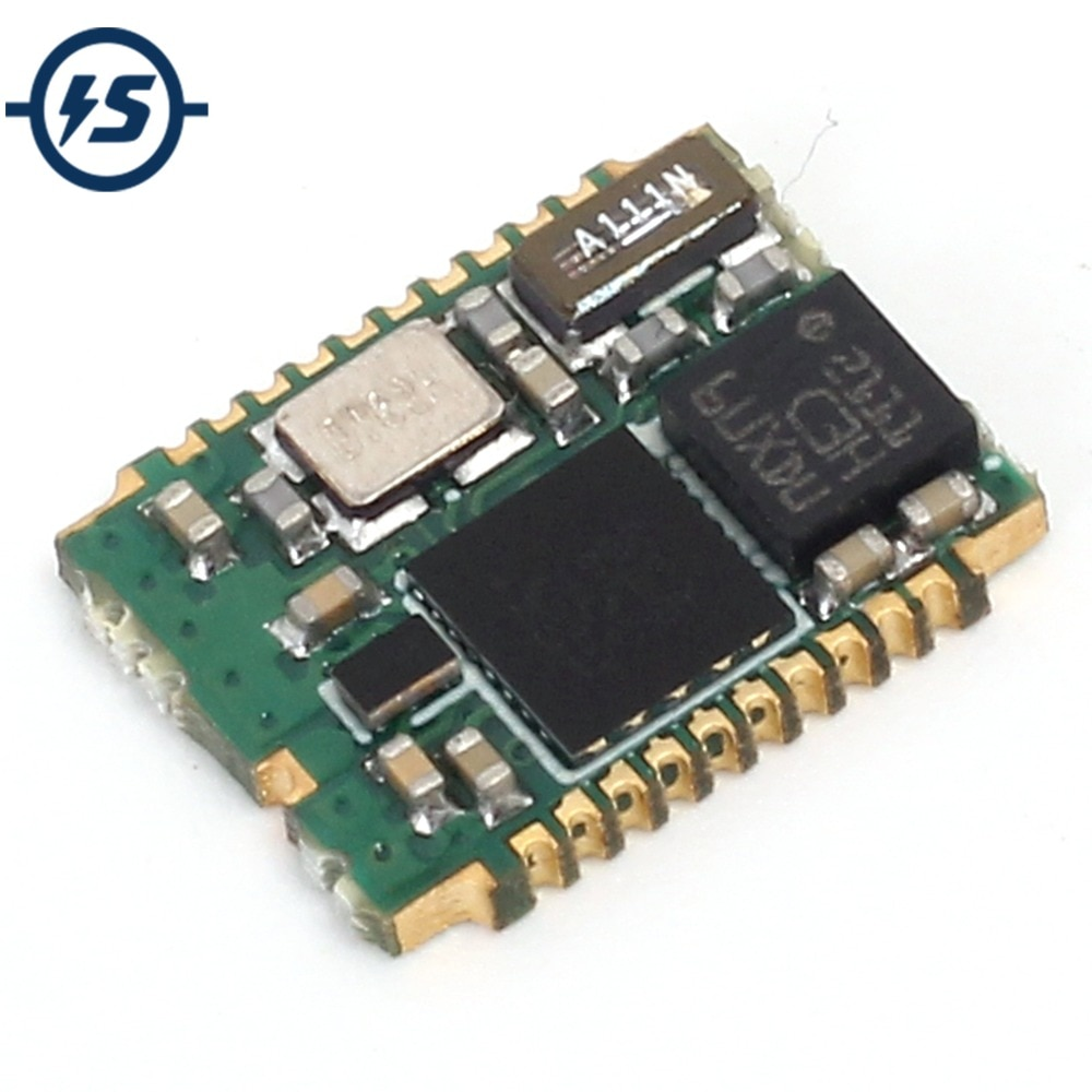 Módulo Bluetooth BLE integrado 4,0 módulo Ultra pequeño tamaño Mini nRF51-M0 nRF51822 BLE a bordo LIS3DH