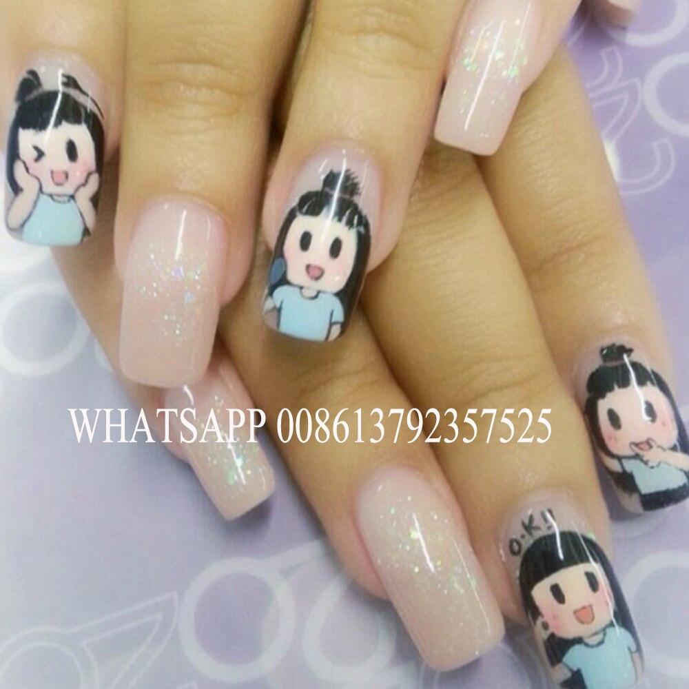 Multifunctional Nail Art Printer nails and flower Art Printing machine digital nail and flower printer machine free shipping