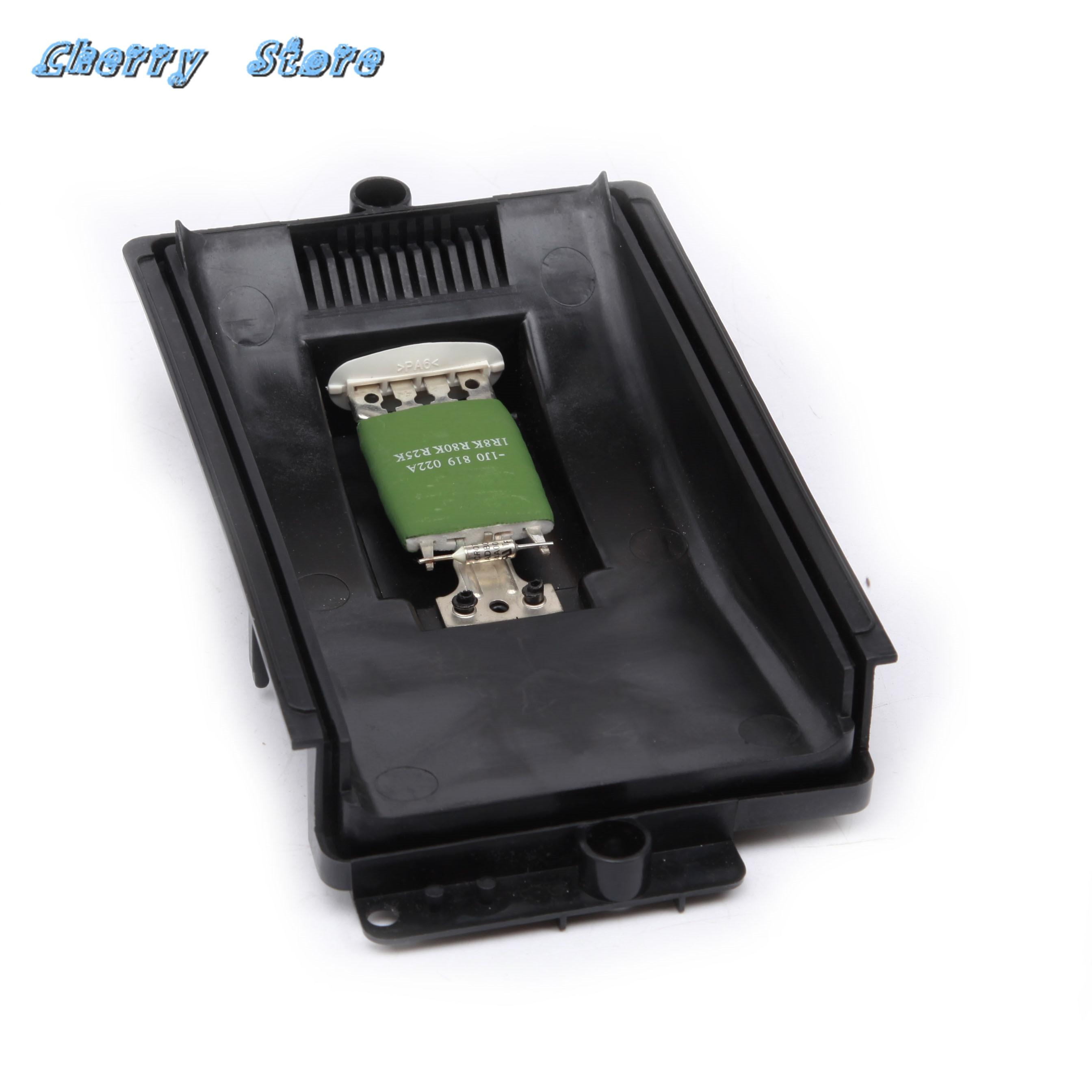 Novo 1j0 819 022 a hvac a/c aquecedor ventilador do motor resistor para vw jetta mk4 golf mk4 bora audi a3 s3 tt 1j0 819 022 1j0819022a