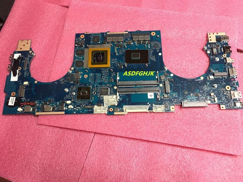 Материнская плата для ноутбука Asus ROG Strix GL702VT-GC023T GL702VT материнская плата портативного компьютера с i5-6300HQ Процессор GTX970M 100% TESED OK