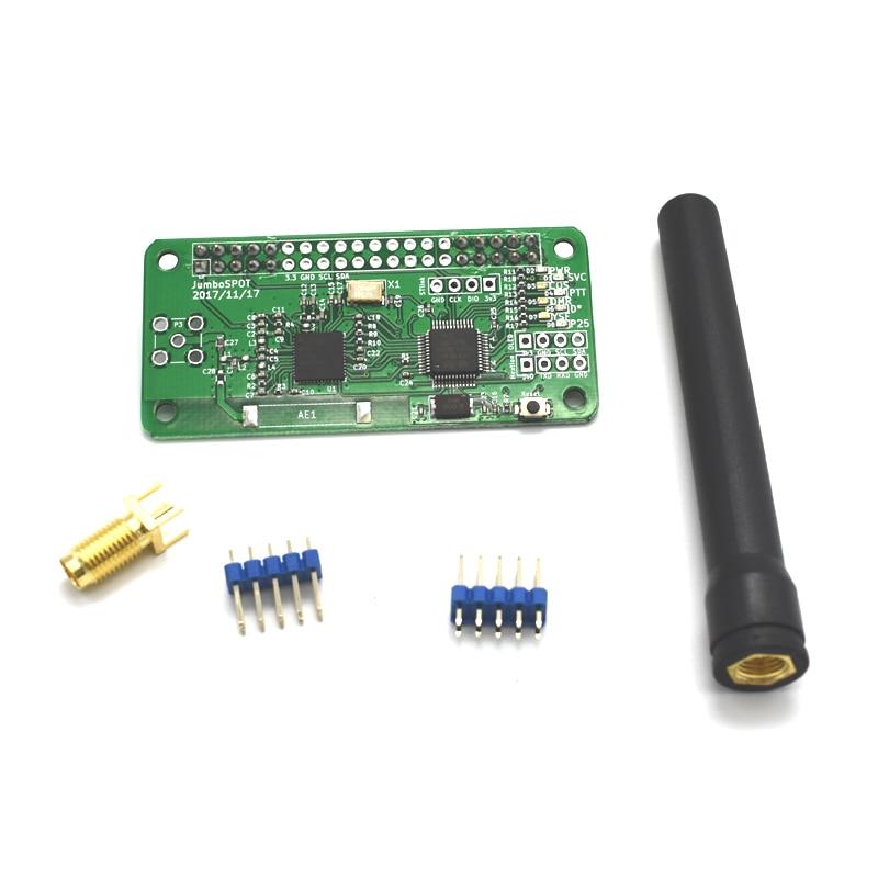 new MMDVM Hotspot Module + Antenna Support P25 DMR YSF for Raspberry pi Walkie Talkie NEW Hotspot Module A10-002