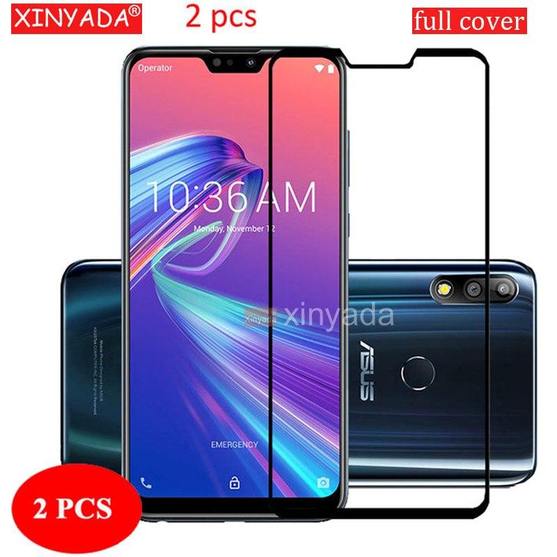 Vidrio templado para Asus Zenfone 5Z ZS620KL 5 ZE620KL M1 ZB555KL ZB601KL ZB602KL ZA550KL M2 ZB631KL ZB633KL protector de pantalla