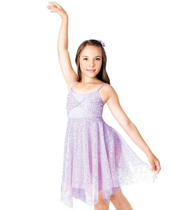 2018 Real Gymnastics Leotard Justaucorps The New Modern Ballet Dance Skirt Girls Harness Dress Trade Of Original Single Costume
