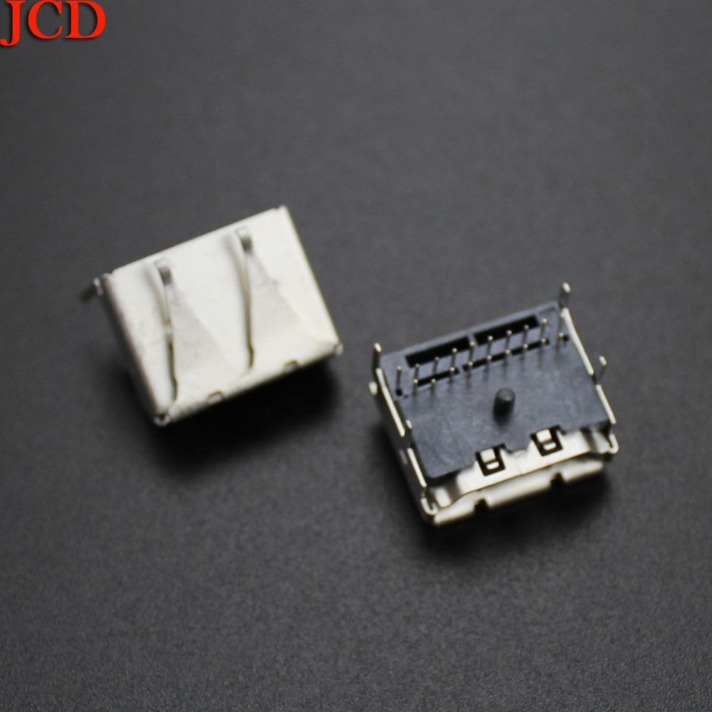 JCD 10 قطعة لسوني بلاي ستيشن 3 سليم 3000 HDMI-متوافق ميناء مقبس التوصيل جاك موصل ل PS3 CECH-3000