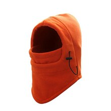 Outdoor Windproof Winter Thermal Skiing Hats Lei Feng Hiking Russian Caps With Masks Bomber For Wome