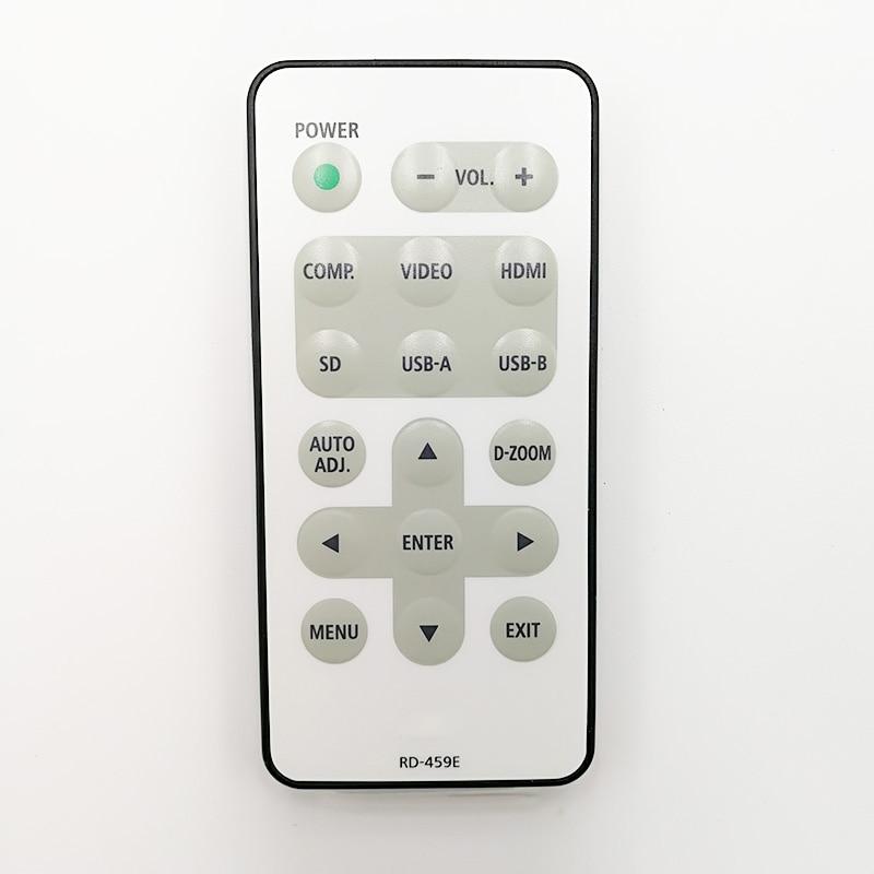 Новый оригинальный пульт дистанционного управления rd-459e для NP-L50W NP-L51W проекторов