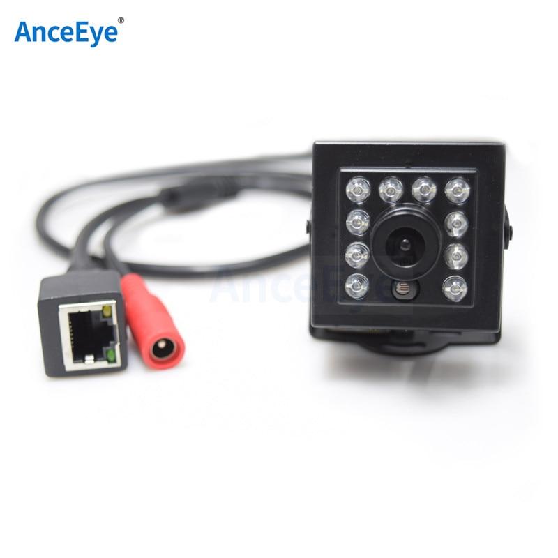 AnceEye 1080P 960P 720P vmeyesuper de IR APP es una colección de herramientas que facilitan el trabajo con los productos de refrigeración industrial de corte de la visión nocturna infrarroja de Mini cámara IP Red interior mini Webcam cámara de ONVIF P2P RTSP