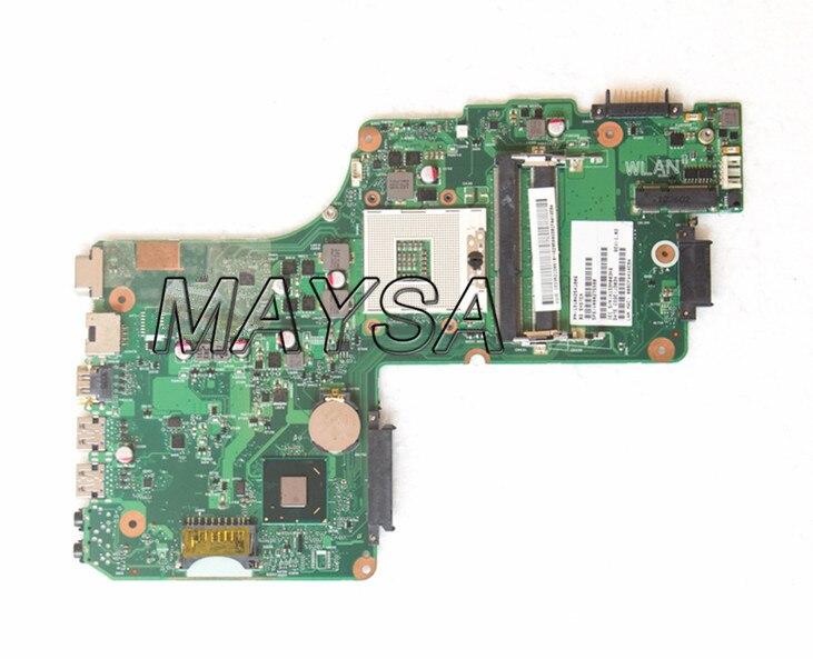 Alta Qualidade 6050A2541801-MB-A02 V000275560 Laptop motherboard apto para Toshiba Satellite C855 placa Principal DDR3 HM77 GMA HD4000