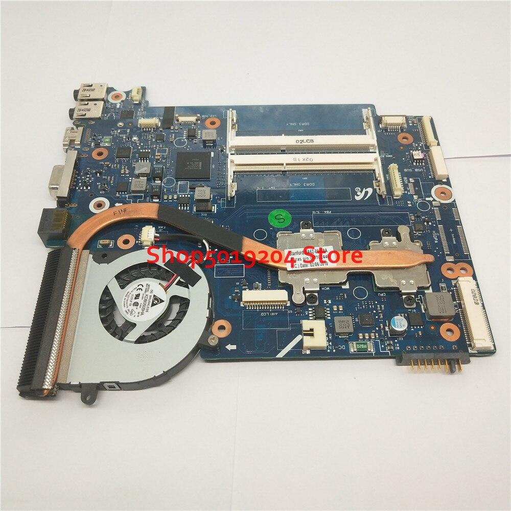 Placa base para Samsung NP-X420 NP-X418 X418 X420 placa base de computadora portátil slb92 placa CPU on BA41-01168A BA41-01169A