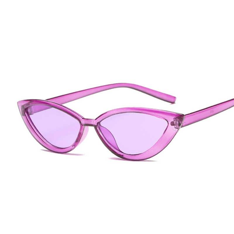 Sexy Cat Eye Sunglasses Women Brand Designer Mirror Black Triangle Sun Glasses Female Lens Shades For Ladies Eyewear Uv400 Women S Sunglasses Aliexpress