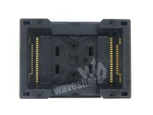 TSOP48 IC354-0482-031P TSOP Yamaichi IC Test Burn-In Socket Programming Adapter 18.4mm Width 0.5mm Pitch