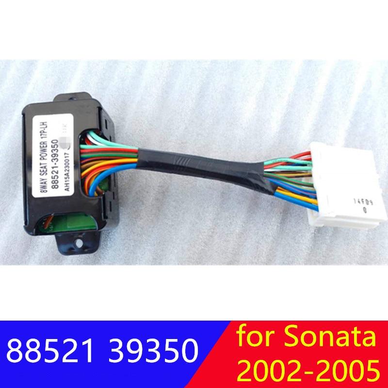8852139350 kia optima 2002-2005 용 현대 소나타 2002-2005 용 정품 앞 좌측 시트 파워 컨트롤 스위치 lh 88521 39350