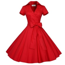 Dot Plus Size Dress Women Clothing Summer Dress Party Dress Office Ball Gown Robe Sexy Vintage Big Swing Vestidos Women Dress
