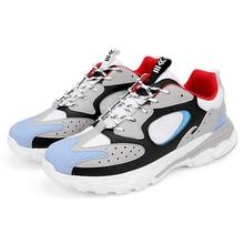 Fotwear Men Sneakers Men casual shoes Sport Running style Good walking Experience tnis masculino summer shoes high top sneakers