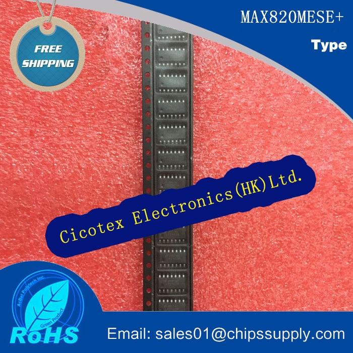 5 unids/lote MAX820MESE + 820 SOP16 IC SUPERVISOR MPU 16-SOIC