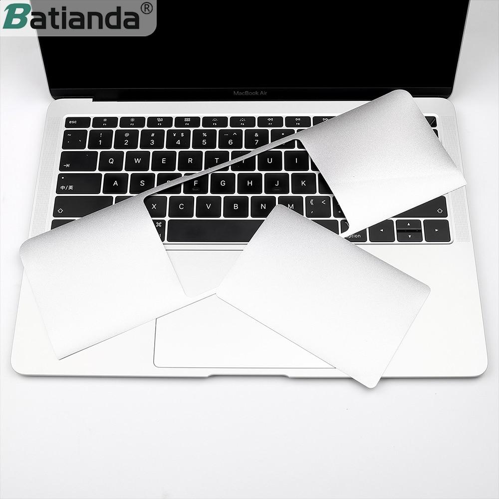 Чехол для сенсорной панели с защитной наклейкой на трекпад для MacBook Air Pro Retina 13 15 16 inch Touch Bar 2019 2020 A2141