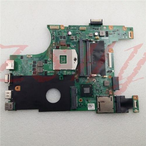 لديل انسبايرون 14 3420 كمبيوتر محمول اللوحة HD HM75 DDR3 07Y9FF شحن مجاني 100% اختبار موافق
