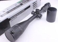 Télescope arme tactique vue 6-24X50 pleine taille AO Mil-dot RGB zéro verrouillage/réinitialisation portée de fusil air portée souple