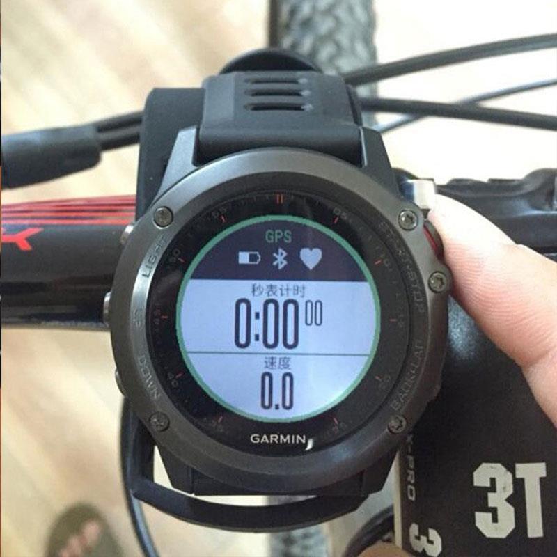 Aluminum Universal Bicycle Phone Mount Holder MTB Mountain Bike Motorcycle Handlebar Clip For Garmin 410 910XT 610 Fenix 3 D2