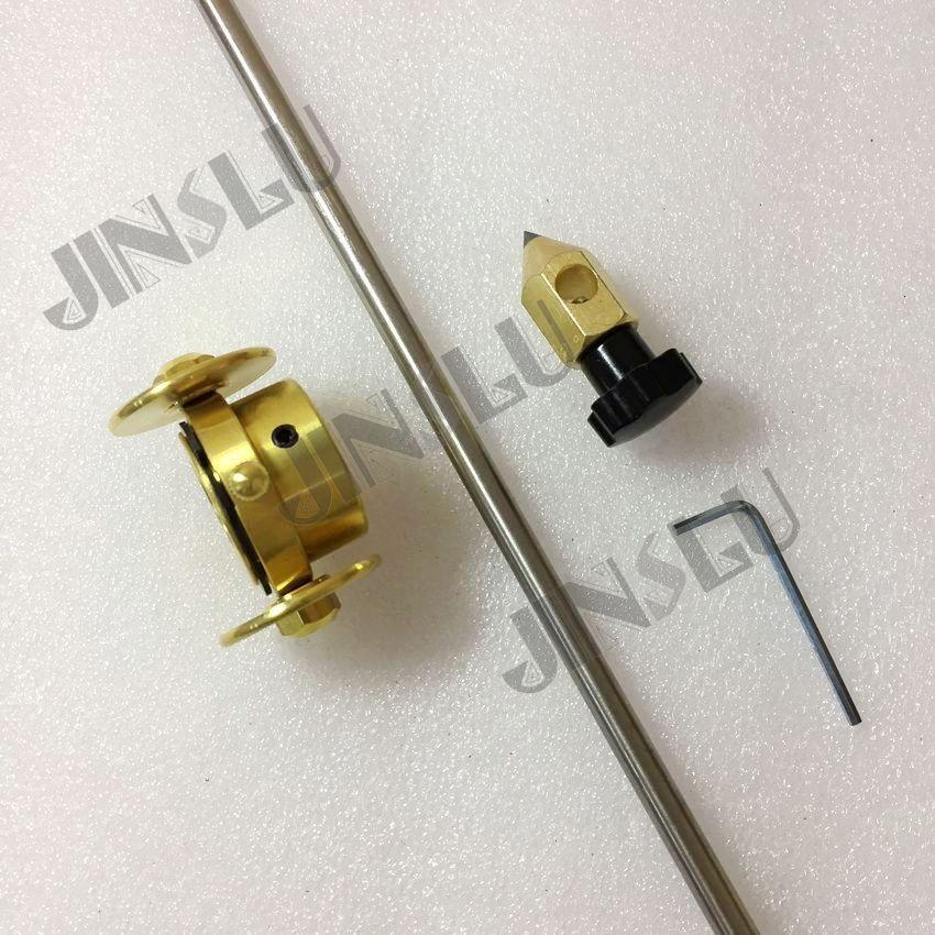Corte circinus rolo guia roda bússola para SG-55 ag-60 ag60 plasma cortador tocha