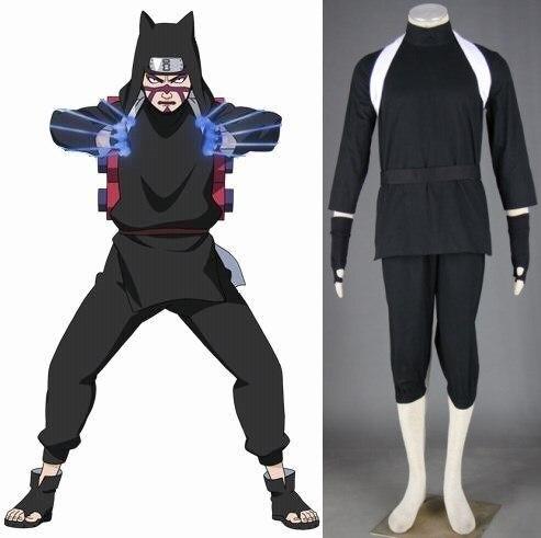 Disfraz de halloween NARUTO kankuro