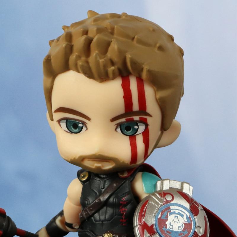Thor Ragnarok argila GSC Infinito guerra pvc fantoches modelo de Brinquedo cosbaby
