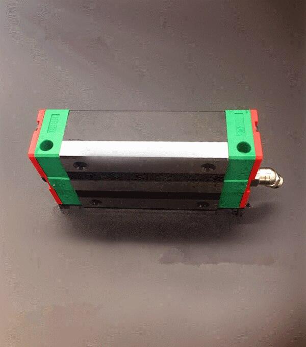 HGH35HA انزلاق كتلة ممدود مباراة استخدام HGR35 دليل خطي عرض 34 مللي متر ل CNC راوتر 1 قطعة