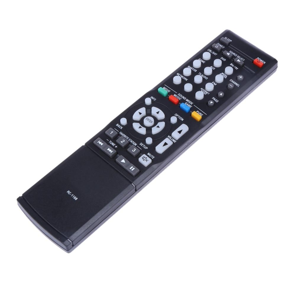 Nuevo Control remoto RC-1168 para DENON AVR1613 AVR1713 1912, 1911, 2312, 3312, 4312, 4310 AV receptor amplificador de potencia