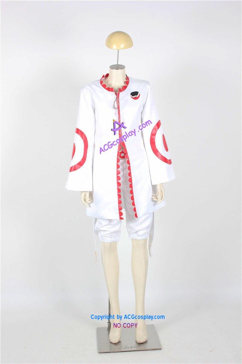 Deadman Wonderland Toto Sakigami Cosplay traje