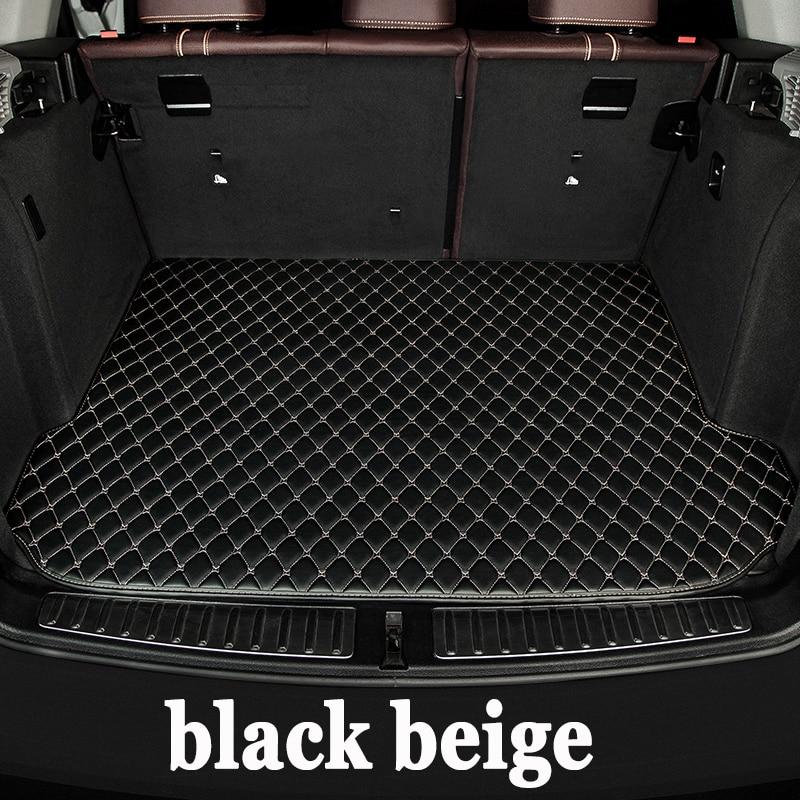 Personalizado de coche esteras para maletero para Mercedes Benz W164 W166 ML sobre las ML350 ML400 ML500 GLE300 GLE320 GLE400 GLE450 del trazador de líneas