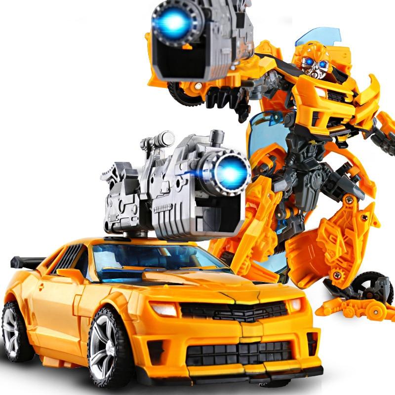 20cm NEW Transformation Toys Boy Anime Action Figure Plastic ABS Robot Car Cool Dinosaur Tank Aircraft Model Children Kids Gift