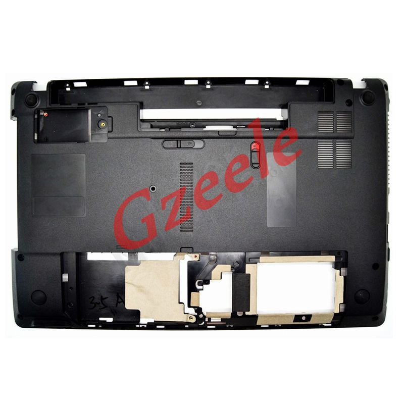 NEW Bottom case For Gateway NV53A NV53 NV57 NV59C NEW90 Base Cover AP0CB000400 Bottom Base Cover Case lower shell black new original bottom base cover for msi gv62 7rc 7rd 8rd bottom case 3076j4d23 black