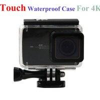 Водонепроницаемый чехол для спортивной экшн-камеры XiaoMi Yi 4K 4k +, водонепроницаемый корпус для XiaoMi Yi 2 II Xiao Yi 2, аксессуары для дайвинга