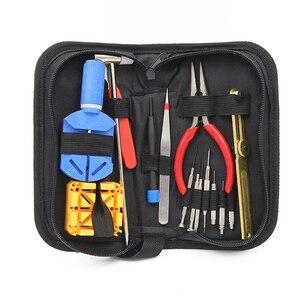 1 Set Watch Tools Watch Opener Batterty Change Tool Kit Pry Screwdriver Clock Watch Repair Tool Watchmaker Tools Parts  #D