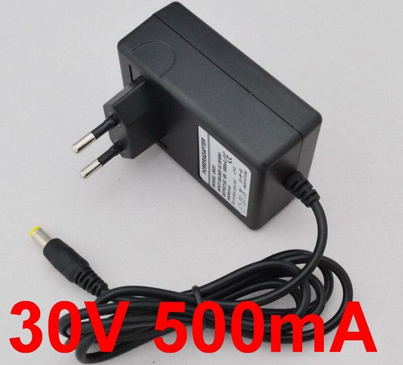 1 stücke 30V 500mA EU 30V 500mA Ladegerät für 25,2 V LithiumPower Bosch Athlet RuntimePlus BCH65MGKGB/02