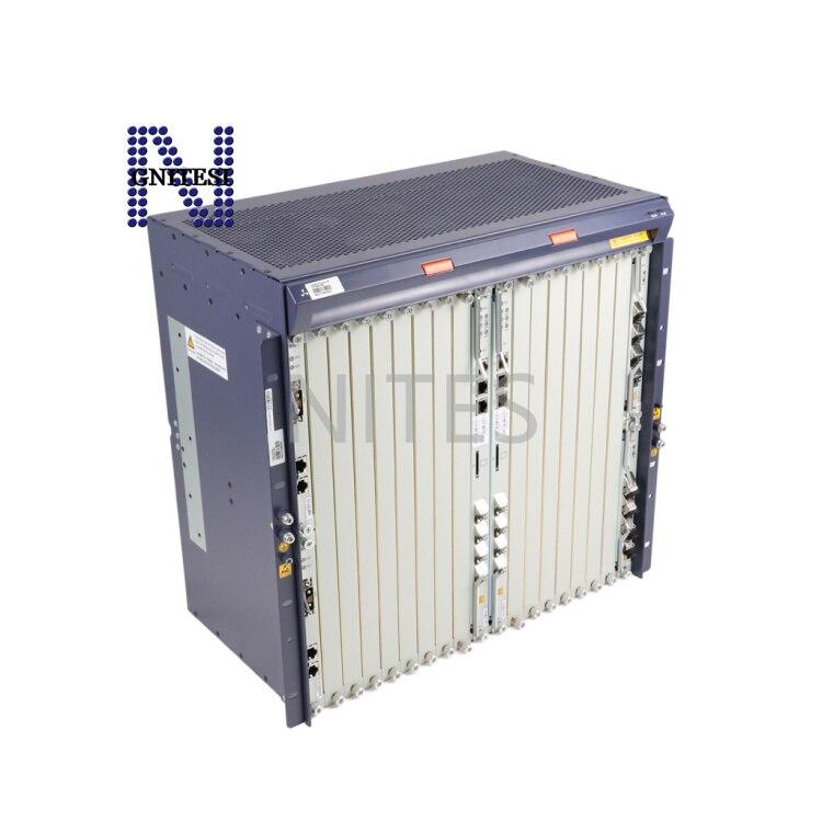 Original ZTE GPON OLT C300 con 2 * enlace de GUFQ + 2 * Junta de control de SCXM + 2 * embalaje Original de la placa de alimentación