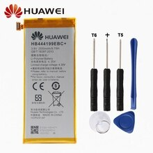 Original Replacement Battery Huawei HB444199EBC+ For Huawei honor 4C Huawei G660 G660-L075 Authentic Phone Battery 2550mAh