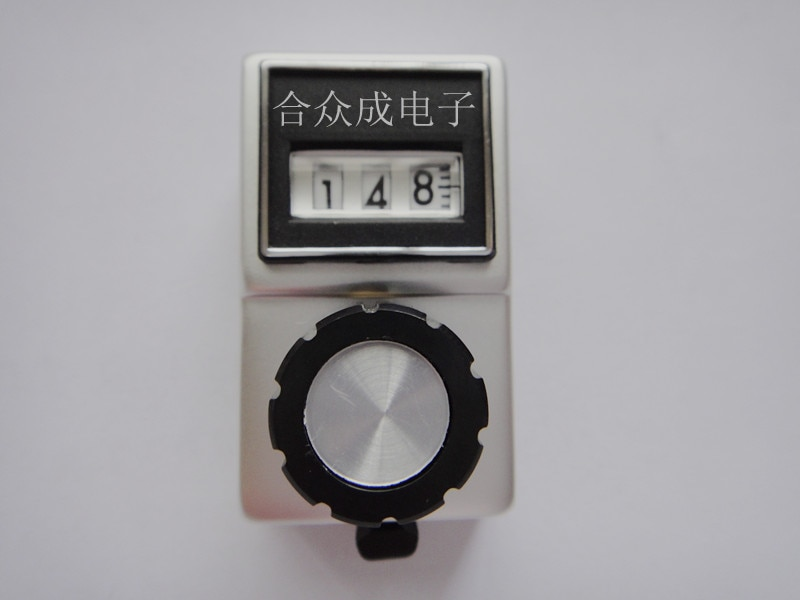 الأصلي جديد 100% متعددة حلقة الجهد الرقمية مقبض DB10-26B 3 موقف أرقام مقبض