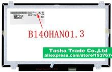 B140HAN01.3 for Dell Latitude E7440 LCD Screen LED Display 1920*1080 FHD
