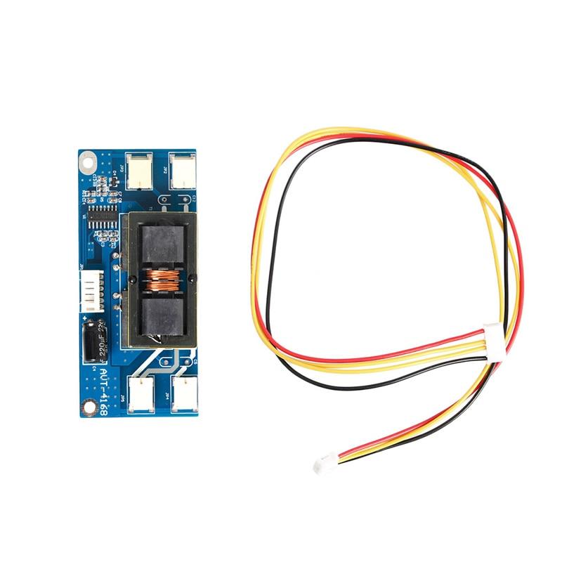 "YAM 4 CCFL, luz de fondo, inversor de LCD Universal para portátil 10-30 V para pantalla de 15-24"""