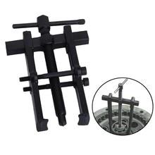 Extracteur dengrenages plaqué noir   Deux mâchoires, forgeage de roulements à Armature, Kit de machines-outils lourdes pour lautomobile