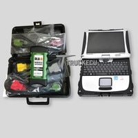 CF19 Laptop+JPRO DLA+ Noregon JPRO Commercial Fleet engine Truck Diagnostics Software with Noregon JPRO diagnostic kit