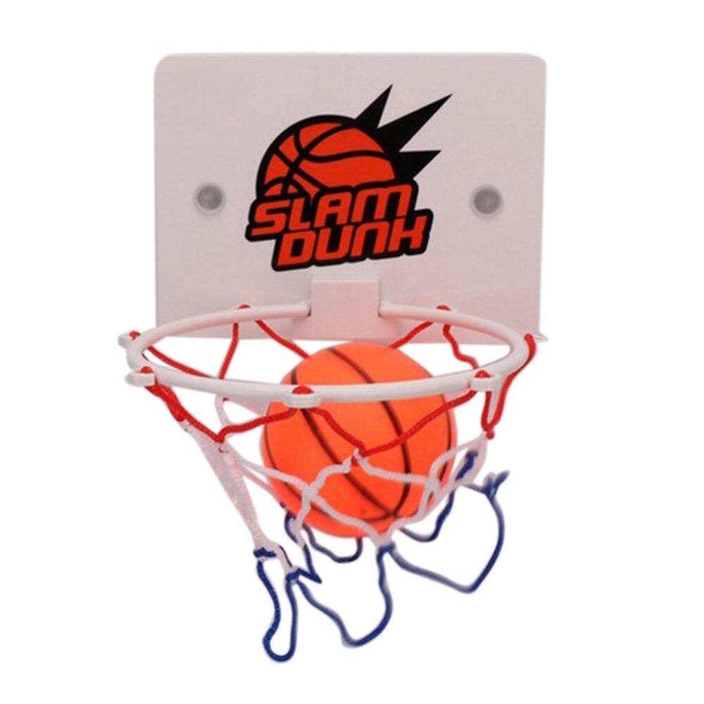 Портативный Забавный мини баскетбольный обруч, набор игрушек для дома, для любителей баскетбола, спортивная игра, набор игрушек для детей, взрослых, Топ