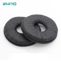 whiyo 1 pair of replacement ear pads cushion for technics rp dj120 rp djs200 headphones rp dj120 djs200
