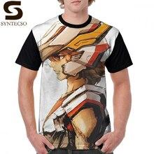 100 poliéster manga curta camiseta camiseta impressão tshirt knights of the zodiac saint seya camiseta