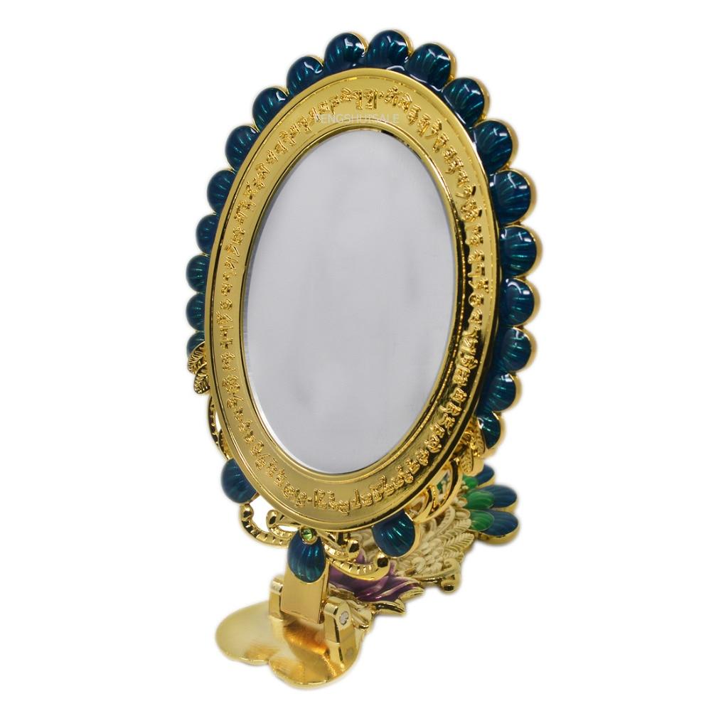 Fengshui зеркало «Павлин» W Fengshuisale браслет с красной ниткой W3330