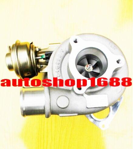 Turbocompresor turbo GT2052V 724639-5006S 14411-2X900 14411VC100 para Nissan Patrol 3,0 Di 158HP 229 ZD30ETi solo aceite turbo