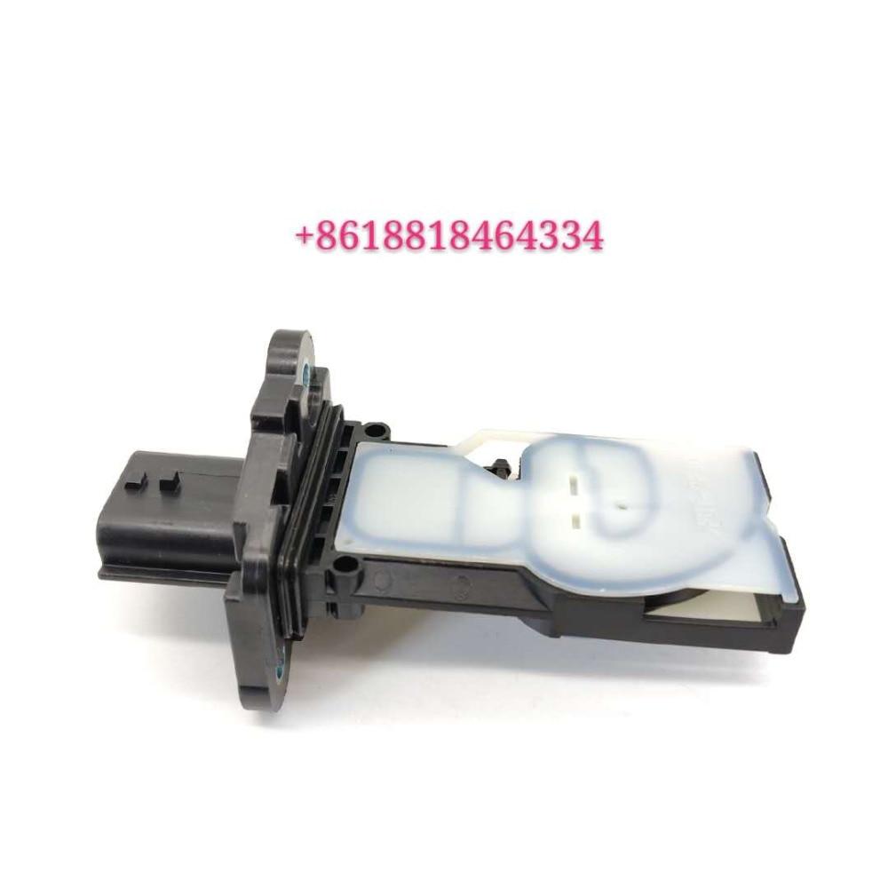 Alta qualidade 22680-5rf0a original oem 226805rf0a massa sensor de medidor de fluxo de ar para nissan AFH60M-48 entrega rápida acessórios do carro